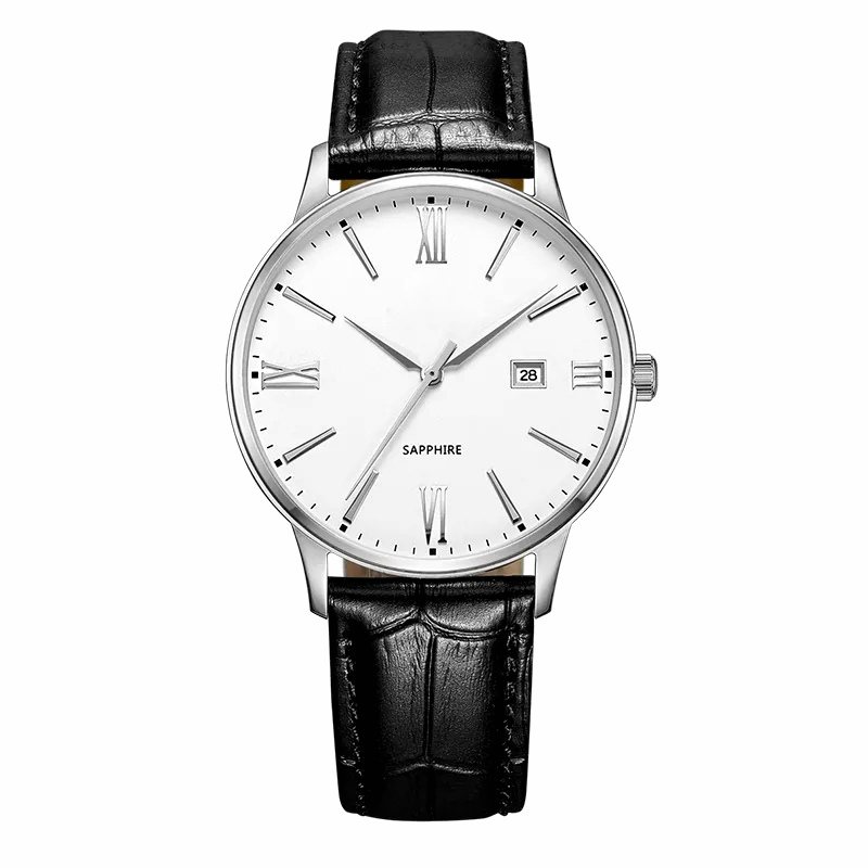 Simple style mechanical watch3